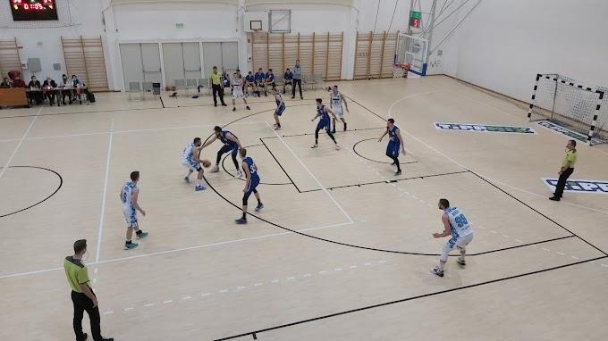 Kosárlabda: tizenegy pontos békési siker a Sopron ellen