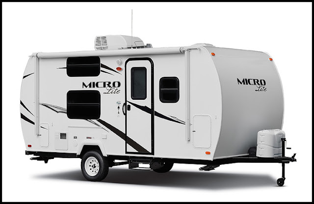 Lightweight Travel Trailers Under 3500 Lbs
