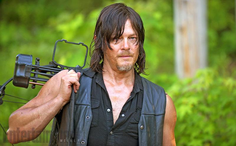 The Walking Dead | Primeiras imagens de Daryl, Glenn e Maggie na 6ª temporada