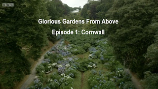 Glorious Gardens From Above Episode 1 Cornwall