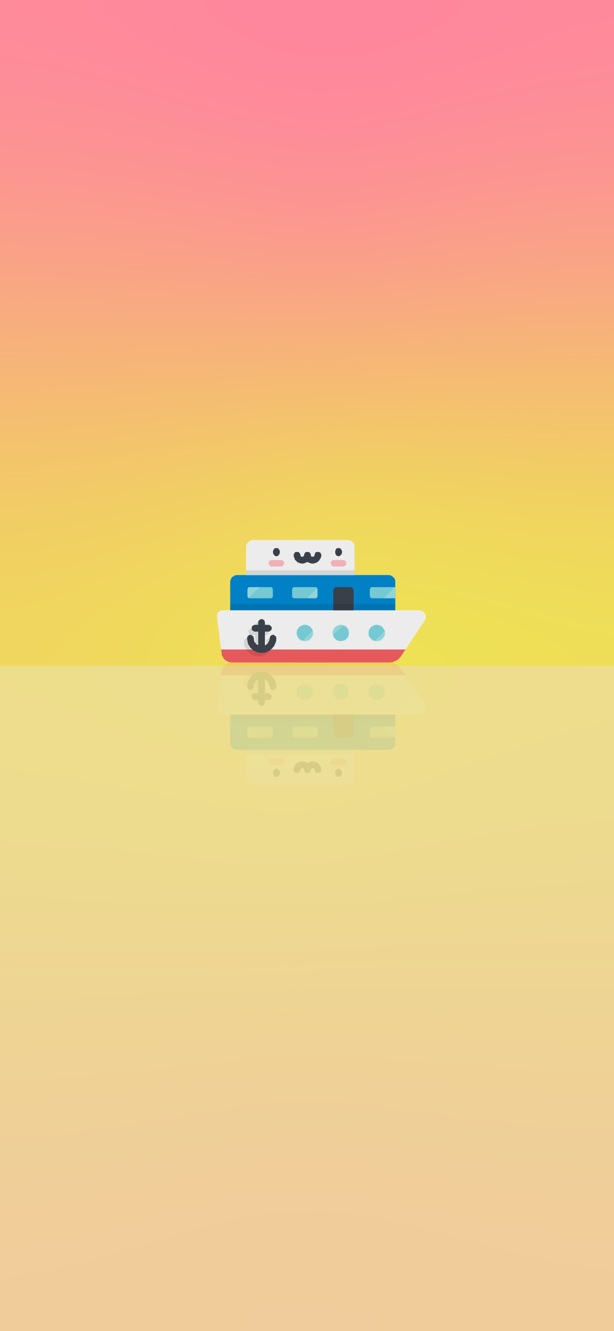 kawaii-cute-boat-ship-iphone-wallpaper-background-hd
