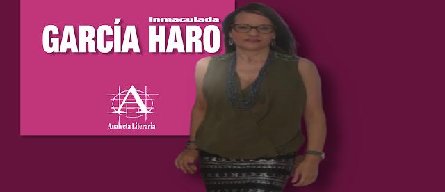 Inmaculada García Haro  |  Poemas 1996-2016