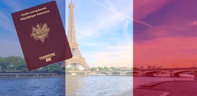 الهجرة الى فرنسا بطريقة شرعية