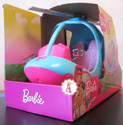 Mattel Barbie Helicopter