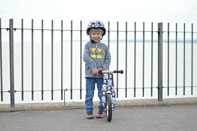 kiddimoto, balance bike, wooden balance bike