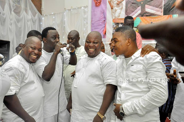 femi solar album launch photos