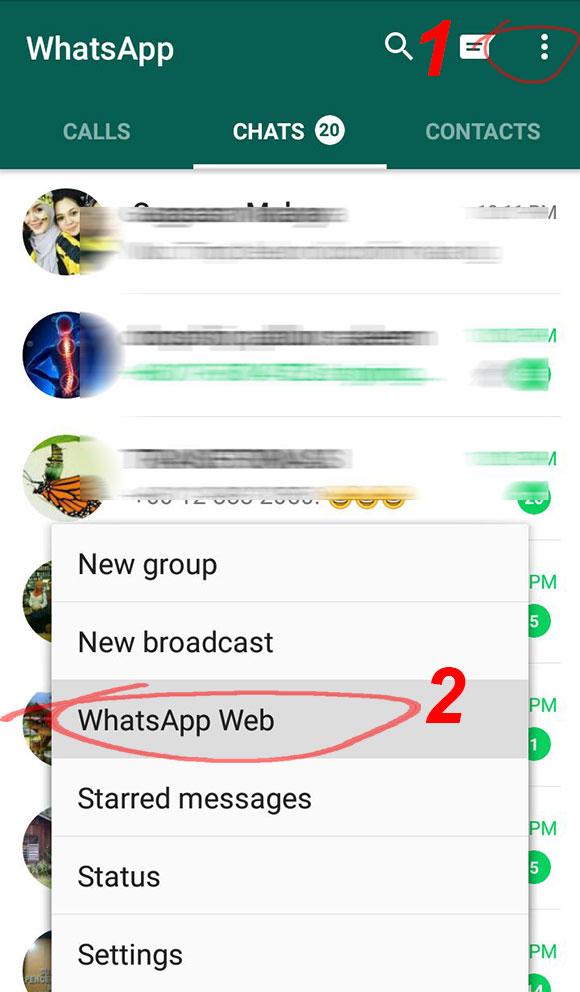 Awas! Mesej Whatsapp Anda Mungkin Dibaca Orang Lain Secara Live 2