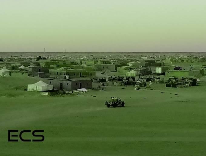 La dureza del confinamiento en medio del Sahara; más de 2 meses aisaldos del mundo por Covid-19