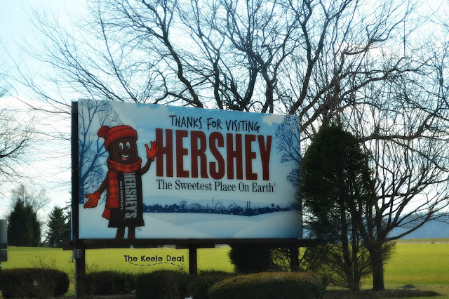 Hershey Pennsylvania - The Sweetest Place on Earth