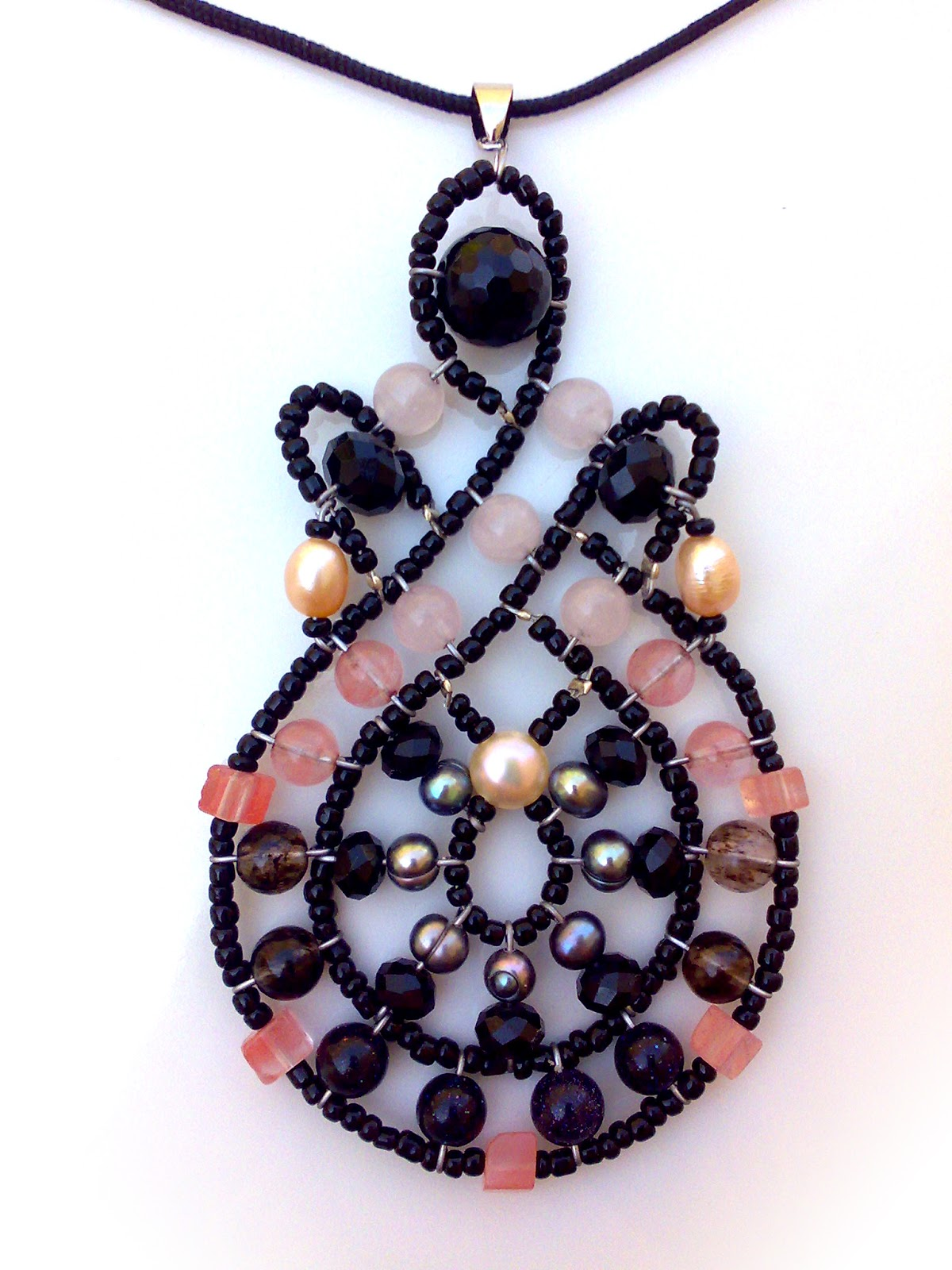 The Onyx Gem  Monique Jewellery Rhodes