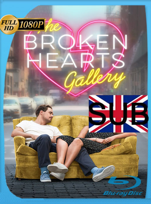 The Broken Hearts Gallery (2020) WEB-DL 1080p Subtitulada [Google Drive] Tomyly