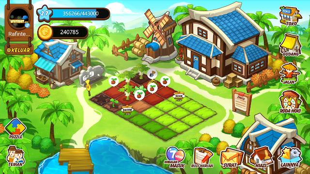 Cara bermain game sawah hago dan panduan lengkap