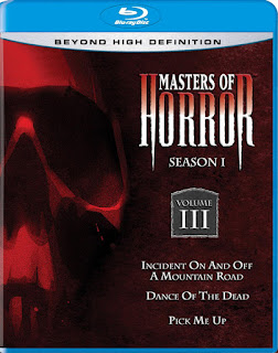 Masters of Horror – Temporada 1 Volumen 3 [BD25] *Con Audio Latino