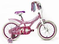 Sepeda Anak Wimcycle Tiffany 16 Inci