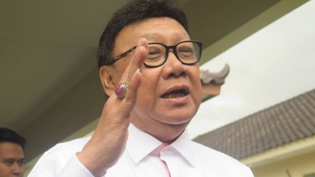 Rencana PNS Kerja di Rumah, Tjahjo Kumolo Pastikan Tak Ganggu Kinerja