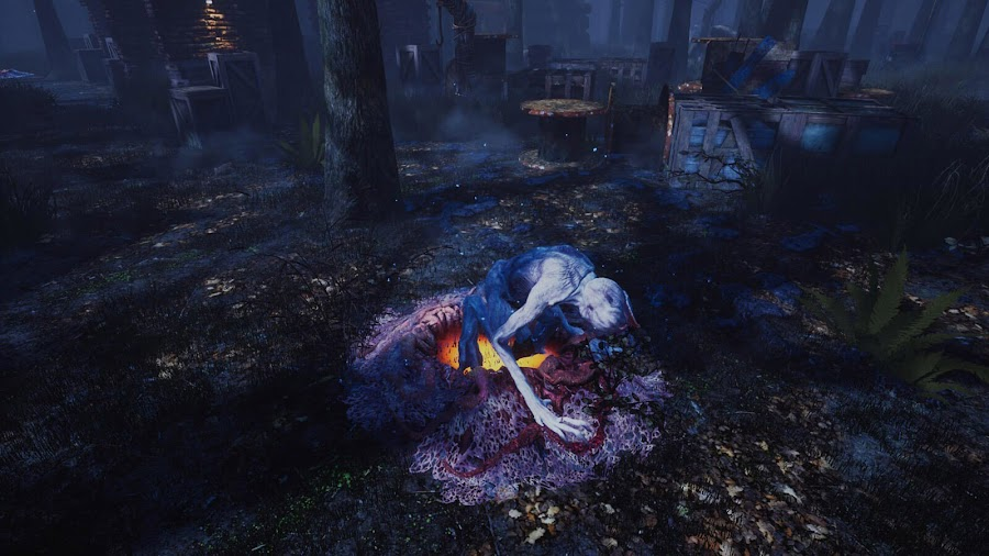 dead by daylight stranger things chapter dlc demogorgon portals primary perk attack pc steam ps4 xbox one