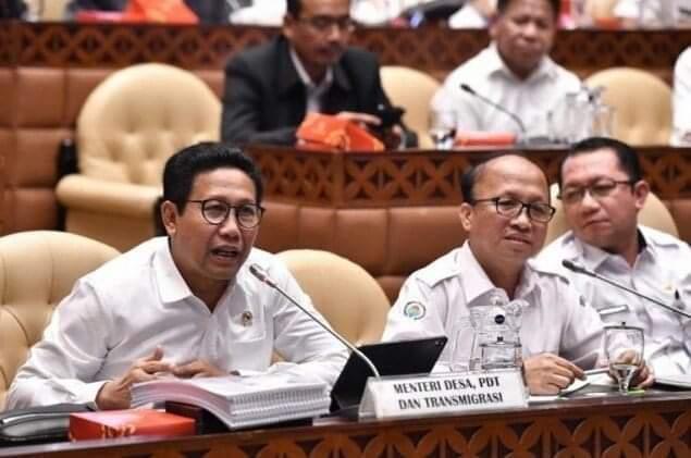 Kementerian Desa Wacanakan Pendamping Desa Jadi Pegawai Pemerintah Dengan Perjanjian Kerja (P3K)