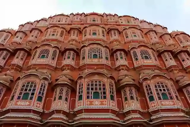 jaipur pink city Best Places in India to Visit
