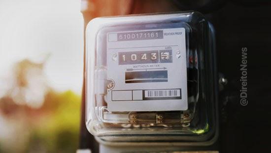 empresa indenizar cliente diagnostico medidor energia