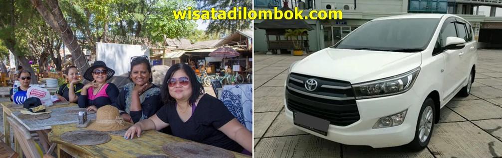 Jasa Rental Mobil Innova di Lombok