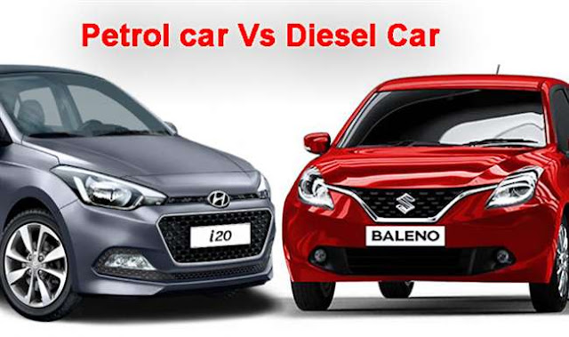 Which Machine Should Purchase Petrol Or Diesel?