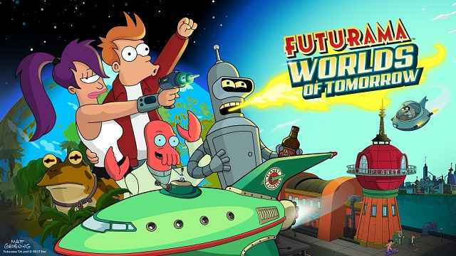 Download Futurama Worlds of Tomorrow MOD APK Unlimited Money
