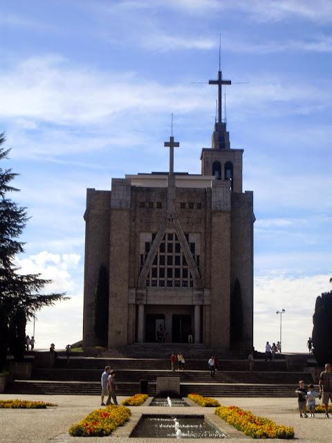 Iglesia Monte Penha Guimaraes Portugal
