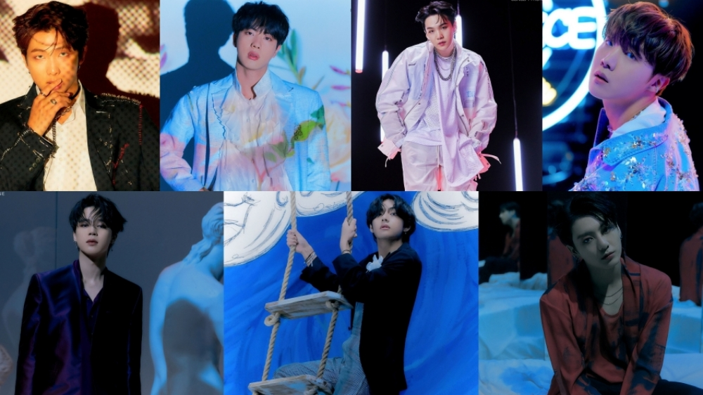 BTS Releases Preview Photobook of 'BTS MAP OF THE SOUL ON:E'