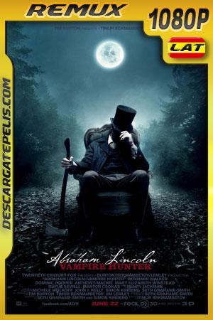 Abraham Lincoln Cazador de vampiros (2012) 1080p BDRemux Latino – Ingles