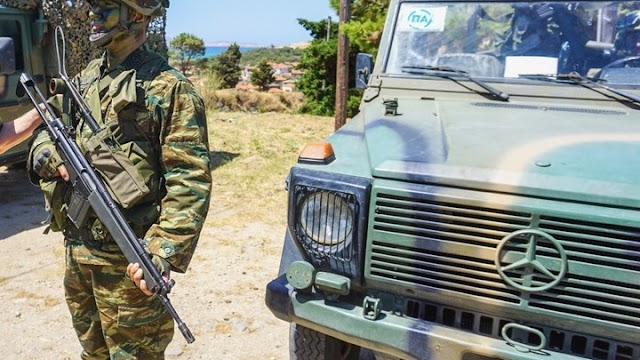 Εθνικό τυφέκιο και εθνικό «τζιπ» για τον Στρατό το 2021
