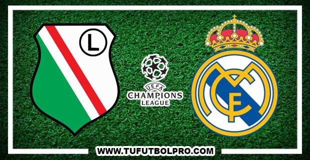 Ver Legia vs Real Madrid EN VIVO Por Internet Hoy 2 de Noviembre 2016