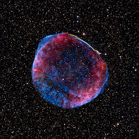 supernova remnant SN 1006