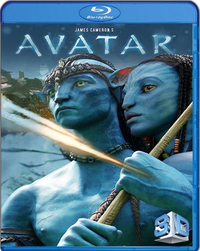 Avatar [2009] [BD50] [Latino] [2D + 3D]