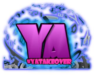 YAtakeover logo.