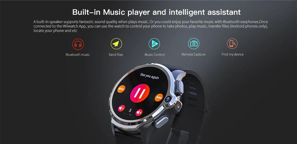 الساعة الذكية KOSPET Prime ... أفضل ساعة ذكية ستحصل عليها في حياتك !