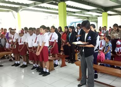 Ibadah Pembukaan Semester Baru TA 2018-2019