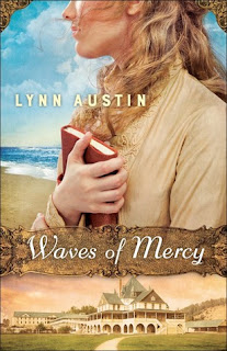 Waves of Mercy by Lynn Austin reviewed by Miss Pippi Reads