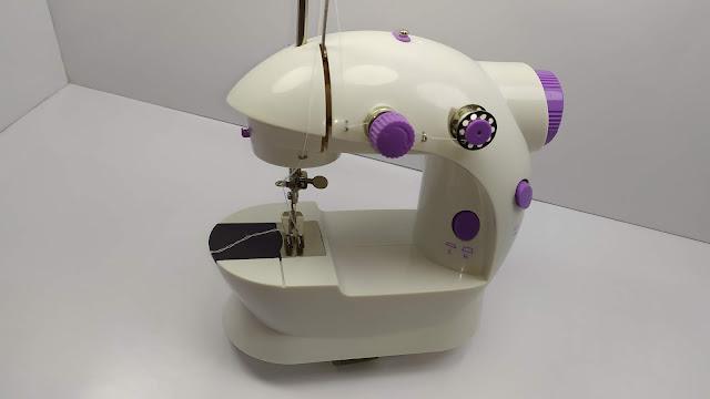 مراجعة الة الخياطة الكهربائية المحمولة المصغرة Portable Mini Sewing Machine