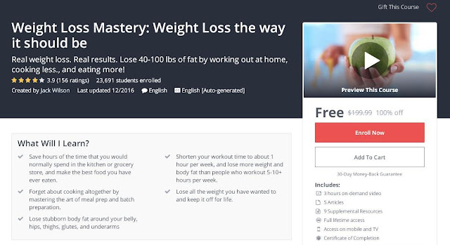 Weight Loss Mastery