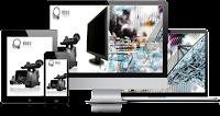 Creative TV inova mais uma vez e transmitirá programas ao vivo simultaneamente no Facebook