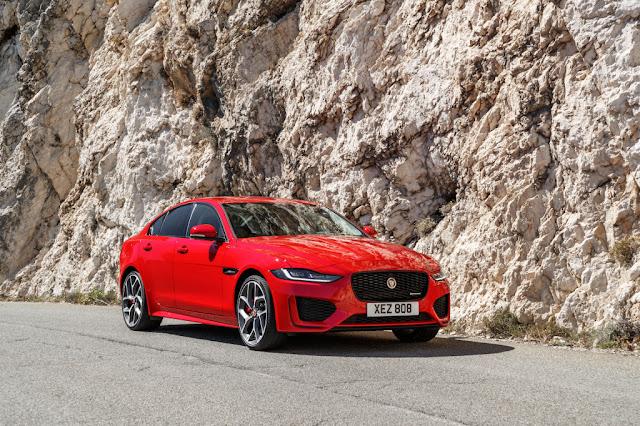 2020 Jaguar XE Review