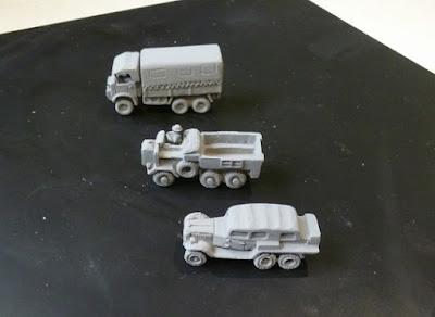 Morris, AEC and Leyland