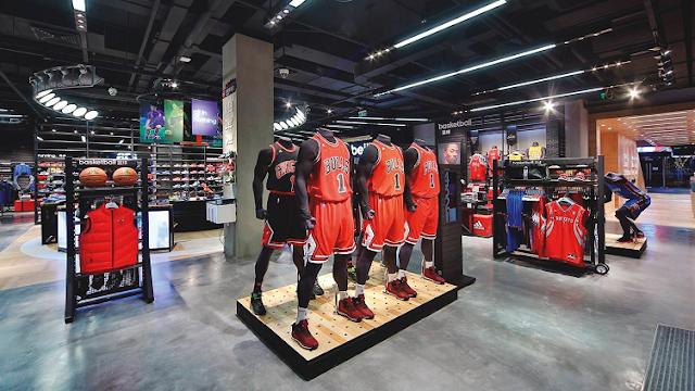 Como são as lojas Adidas em Miami