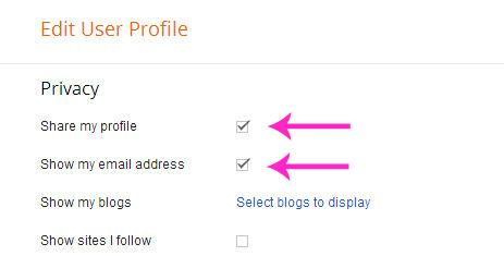 tutorial: no reply blogger