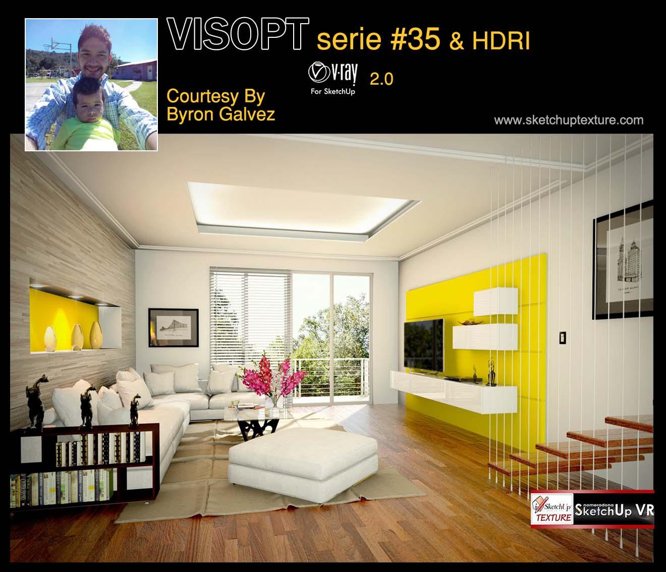visopt vray sketchup interior free download