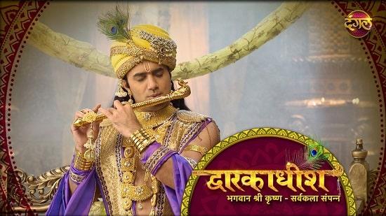 Dwarkadheesh– Bhagwaan Shree Krishna, is an Indian-Television Mythological Series, based on the adult life of the Hindu LORD Krishna.