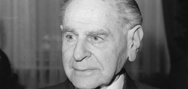 """""""El conocimiento de la Ignorancia"""" por Karl Popper"""