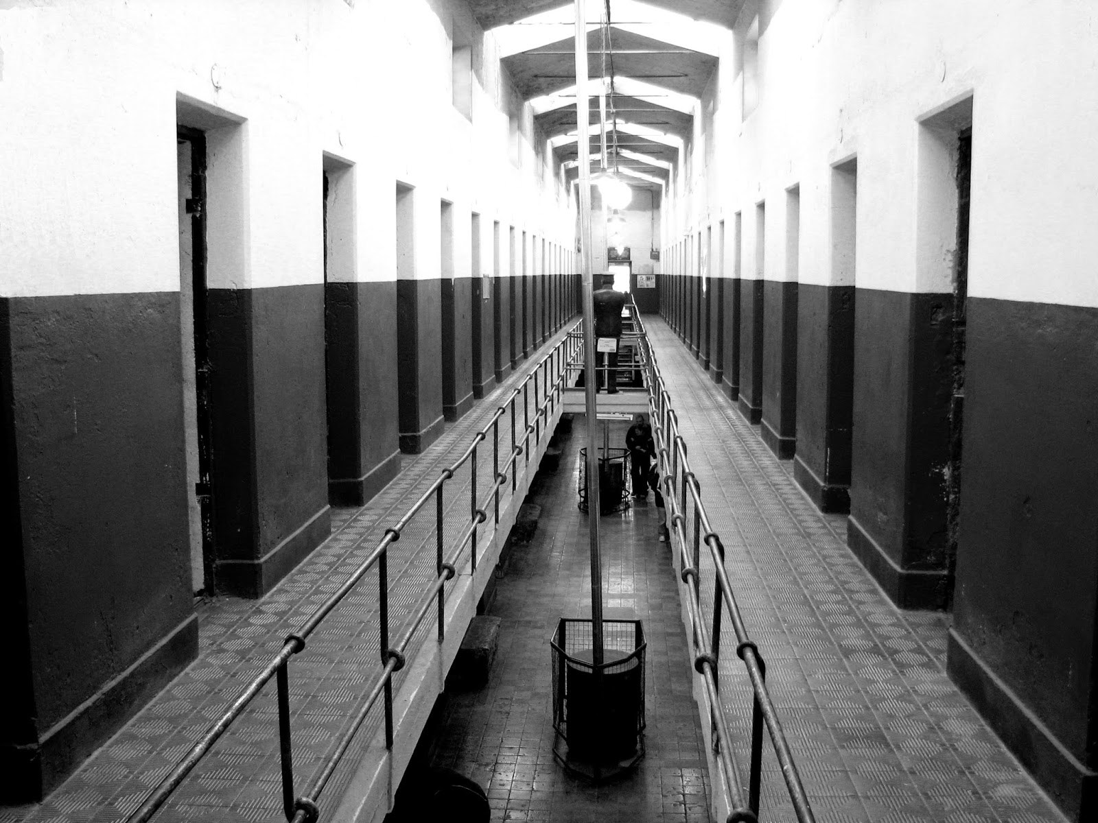 Prison Halls - Image Source: http://upload.wikimedia.org/wikipedia/commons/8/8b/End_of_the_world_prison.jpg