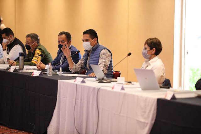 Llama Gobernador a fortalecer coordinación con municipios de mayor incidencia COVID-19