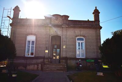 edificio obras publicas loberia